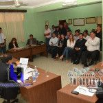 Apertura del periodo de sesiones ordinarias en el Concejo Deliberante de Tinogasta