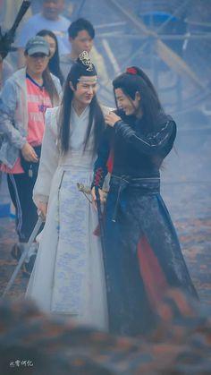 the untamed chinese drama Dramas, The Grandmaster, Chinese Boy, Drama Movies, Asian Boys, Chanbaek, Handsome Boys, Live Action, Actors & Actresses