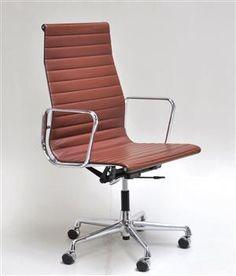 Charles Eames 1907 - 1978. Kontorstol, model EA-119