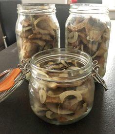 Opiekane śledzie w zalewie galaretkowej - Blog z apetytem Preserves, Mason Jars, Homemade, Canning, Recipes, Blog, Preserve, Home Made