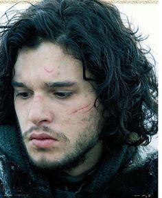 Kit Haringtons bus embarrassment: Jon Snows half naked