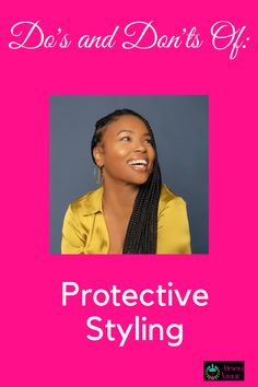 Protective styles are beautiful and versatile, but are you doing enough to prevent hair damage?