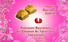 Engelsiz Renkler: Ramazan Bayramını Bir Elmanın İki Yarısı Gibi Yaşıyorum