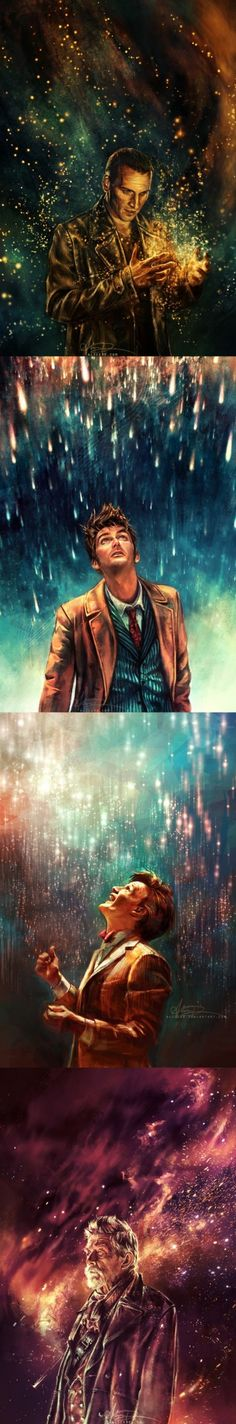 Doctor Who art.