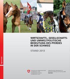 Das Bild zeigt den Titel des Berichts von Agroscope
