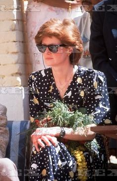 Princess Diana Tour of Nepal - 1993 Lady Sarah McCorquodale 1993