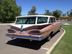 '59 Chevrolet Brookwood Wagon