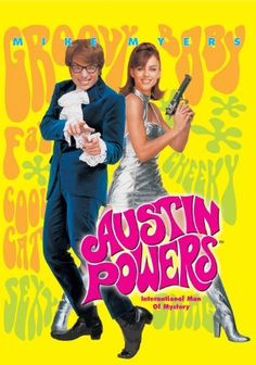 Austin Powers: International Man of Mystery: Mike Myers, Elizabeth Hurley