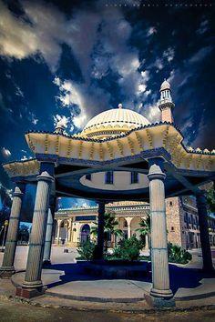 Islamic art from Algeria