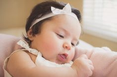 Isabella 3 Month Baby Photo Session » Zilos Photo