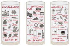 Pfälzisch für Anfänger - Lektion I und II - Schoppenglas