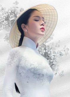Lệ Quyên quyến rũ trong tà áo dài trắng - VTC News