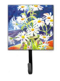 Daisy Flower Wall Hook