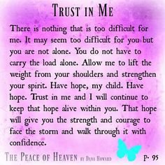 Behold, God is my salvation; I will trust, and not be afraid: for the Lord  Jehovah  is my strength and my song; he also is become my salvation. Isa 12:2 KJVA 10/28/2016