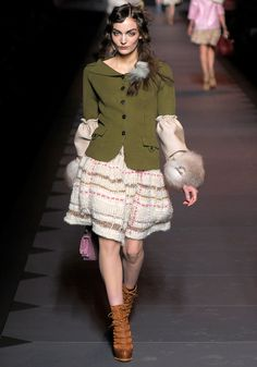 Christian Dior Fall 2011 RTW - Review - Vogue