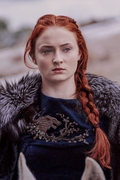 "Sansa (6x9) ""You're going to die tomorrow, Lord Bolton. Sleep well."""