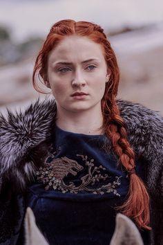 "Sansa (6x9) ""You're going to die tomorrow, Lord Bolton. Sleep well."""