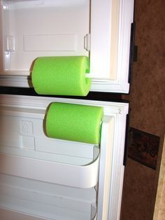 A quick tip to help keep your RV refrigerator fresh smelling over the winter months.