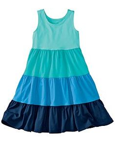 Twirl Girl Racerback Dress