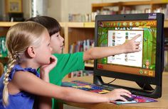 EARLY LITERACY STATIONS AT MORE BRANCHES! MADL now has 6 of these computers in our branches at Dalton, Muskegon Heights, North Muskegon, Norton Shores (2) and Ravenna. The Early Literacy Station™ (ELS), designed specifically for our youngest patrons ages 2-8, features over 4,000 localized learning activities. These stations were purchased with donations to MADL and by the Friends of the Norton Shores branch. madl.org