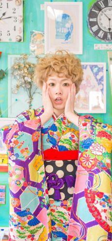 ~Colorful Kimono | House of Beccaria