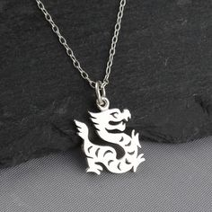 FashionJunkie4Life - Year of the Dragon Necklace - Sterling Silver - Chinese Zodiac Pendant, $18.00 (http://www.fashionjunkie4life.com/year-of-the-dragon-necklace-sterling-silver-chinese-zodiac-pendant/)