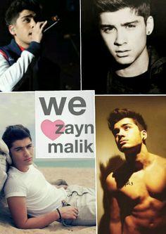 Zayn Mailk Collage