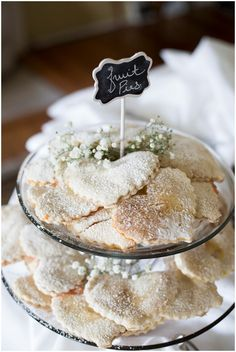 heart pies // Photo by Mandy Owens Photography