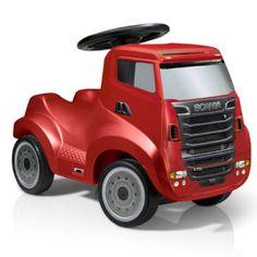 Scania Bobby Car