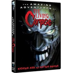 The Amazing Adventures Of The Living Corpse (Widescreen)