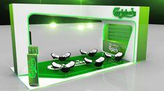 Carlsberg Exhibition Booth on Behance