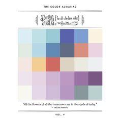 Color Almanac VII   Design Seeds
