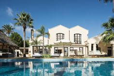Spectacular Villa for Sale First Line Almenara Golf in Sotogrande