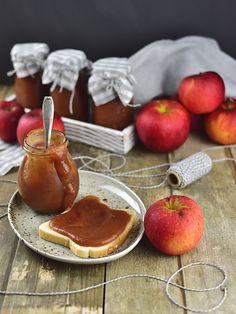 Pradobroty: Jablečné máslo (apple butter) z pomalého hrnce
