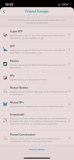 Cute Snapchat Names, Noms Snapchat, Snapchat Best Friends, Snapchat Friend Emojis, Snapchat Streak Emojis, Best Snapchat, Instagram And Snapchat, Snapchat Stickers, Snapchat Selfies