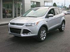 New 2013 Ford Escape SEL (Silver SUV) | Charleston