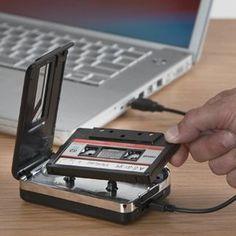 USB Tape Deck