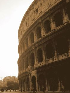 The Colosseum, Rome Even more amazing in person