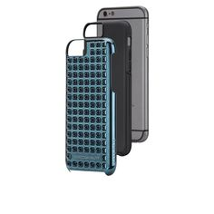 Amazon.com: Rebecca Minkoff iPhone 6 Teal Studded Tough Case Teal: Cell Phones & Accessories