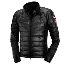 Canada Goose Hybridge Lite Jacket - Men's Black Large Canada Goose ++ You can get best price to buy this with big discount just for you. Canada Goose Outlet, Cheap Canada Goose, Canada Goose Fashion, Canada Goose Mens, Canada Goose Jackets, Milan Fashion Weeks, New York Fashion, Paris Fashion, Runway Fashion