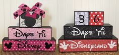 WDW Hints Disney Countdown Blocks Review and Giveaway - WDW Hints