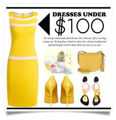 """""""Dresses Under $100.00"""" by conch-lady ❤ liked on Polyvore featuring Dolce&Gabbana, Toolally, Lauren Ralph Lauren, under100 and dressesunder100"""