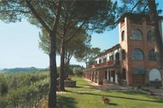 Villa Treppie' in San Gimignano  9 bedrooms  6 baths No AC Vineyard and Olive Tree Farm $6,000 June 2014 rate