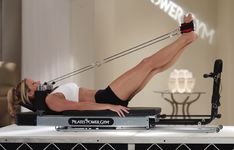 Frequently asked questions about Pilates and Pilates reformers including topics such as weight loss, beginner Pilates, men and Pilates, doing Pilates during pregnancy, doing Pilates at home, Pilates cost, Pilates mat vs. reformer