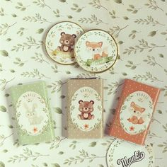 Creative Gift Wrapping, Creative Gifts, Baby Deco, Diy And Crafts, Arts And Crafts, Baby Shower, Woodland Party, Wild Ones, Birthday Party Themes