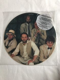 Jethro Tull Under Wraps Picture Disc Ex/Ex