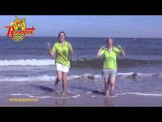 ▶ Koos Konijn - Minidisco Roompot - Dans! -dansje schoolfeest !