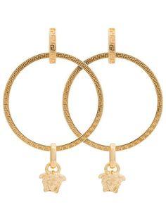 Versace Gold, Versace Necklace, Versace Jewelry, Gold Necklace, Body Jewelry, Jewelry Rings, Jewelery, Jewelry Accessories, Medusa