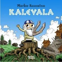Kalevala - sarjakuva Finland, Mythology, Language, Teaching, Education, Movies, Films, Books, Movie Posters