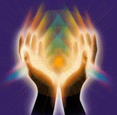 Animated Gif by Edgardo Pereira Reiki, Meditation Crystals, Yoga Meditation, Ear Reflexology, Wicca, Magick, Om Mani Padme Hum, Healing Hands, Holistic Medicine